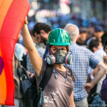 Istanbul Protests