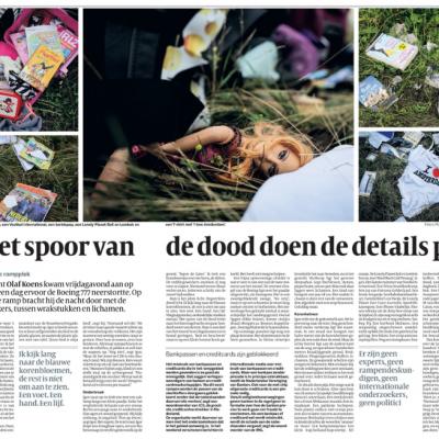 de Volkcrant, The Nederlands