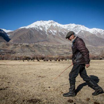 Tajikistan: Heroin borders