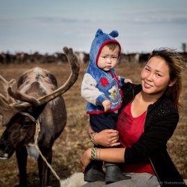 Reindeer Herders of Taymyr